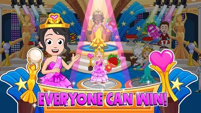 Download hack My Town : Beauty Contest for Android - MOD Money