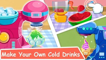 Download hack Baby Panda's Ice Cream Shop for Android - MOD Unlocked