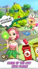 Download hacked Power Girls Super City for Android - MOD Unlimited money