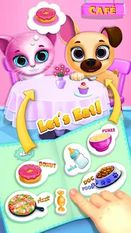 Download hacked Kiki & Fifi Pet Hotel – My Virtual Animal House for Android - MOD Unlimited money