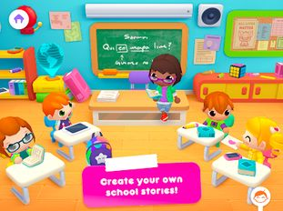 Download hacked Sunny School Stories for Android - MOD Unlimited money