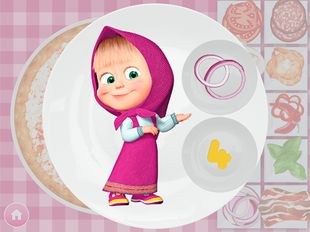 Download hacked Masha and the Bear. Games & Activities for Android - MOD Unlimited money