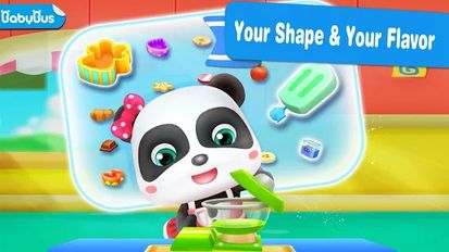 Download hacked Little Panda's Summer: Ice Cream Bars for Android - MOD Unlimited money