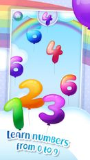 Download hack Baby Balloons pop for Android - MOD Money