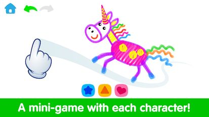 Download hacked Drawing Academy: Learning Coloring Games for Kids for Android - MOD Unlocked
