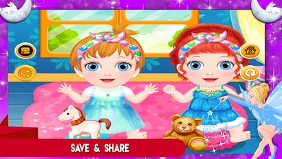 Download hacked Baby Caring Bath And Dress Up Baby Games for Android - MOD Unlocked