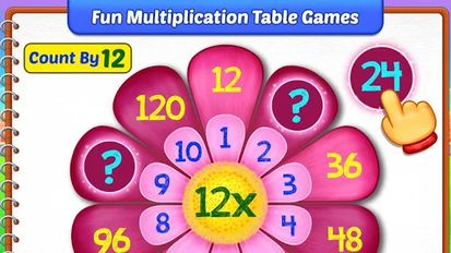 Download hack Multiplication Kids for Android - MOD Unlimited money