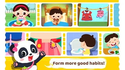Download hack Baby Panda Care: Daily Habits for Android - MOD Unlocked