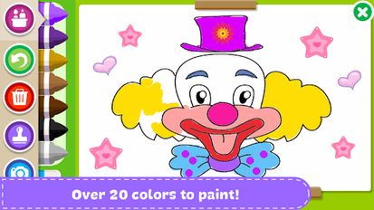Download hacked Coloring Book for Android - MOD Money